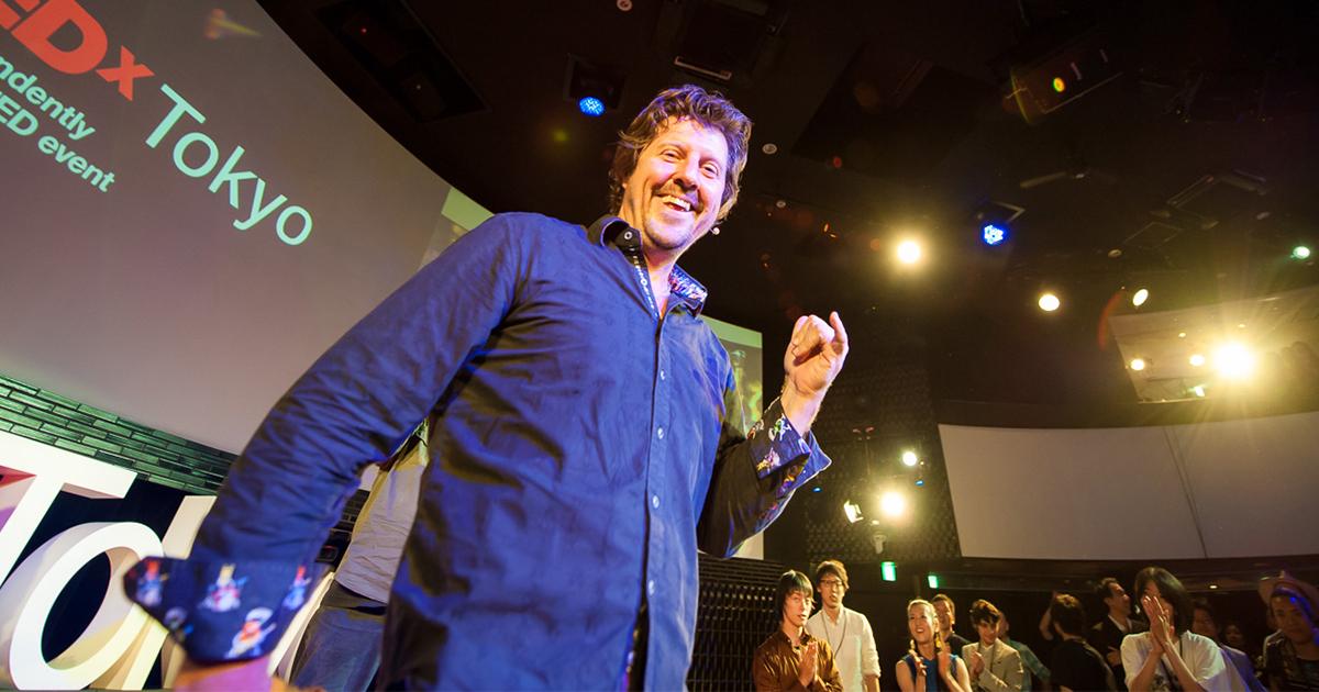 企業の「ジャマおじ」だって劇的に変わる!?世界的なプレゼン講演会「TED」に学ぶ発想法