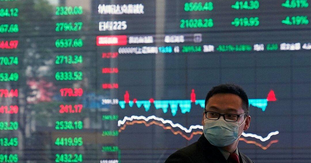 中国の半導体株上昇、背景に「自給自足」