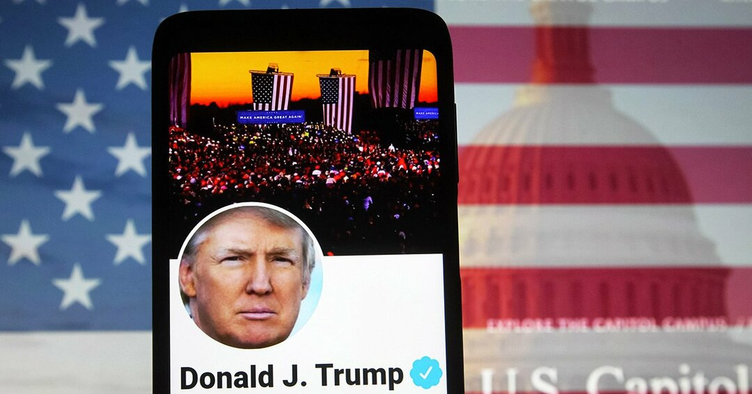 ドナルド・トランプ米大統領のTwitter