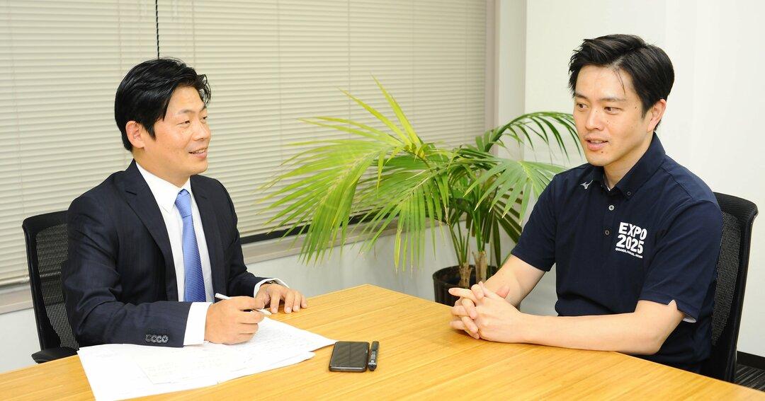 吉村知事と府議が語る大阪都構想、「通常国会は東京で、臨時国会は大阪で」
