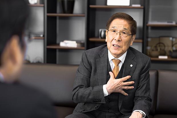 「ニトリ、イケアには行ったことがない」匠大塚会長が描く家具市場の再興