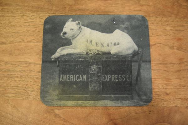 アメリカン・エキスプレスのマウスパッド