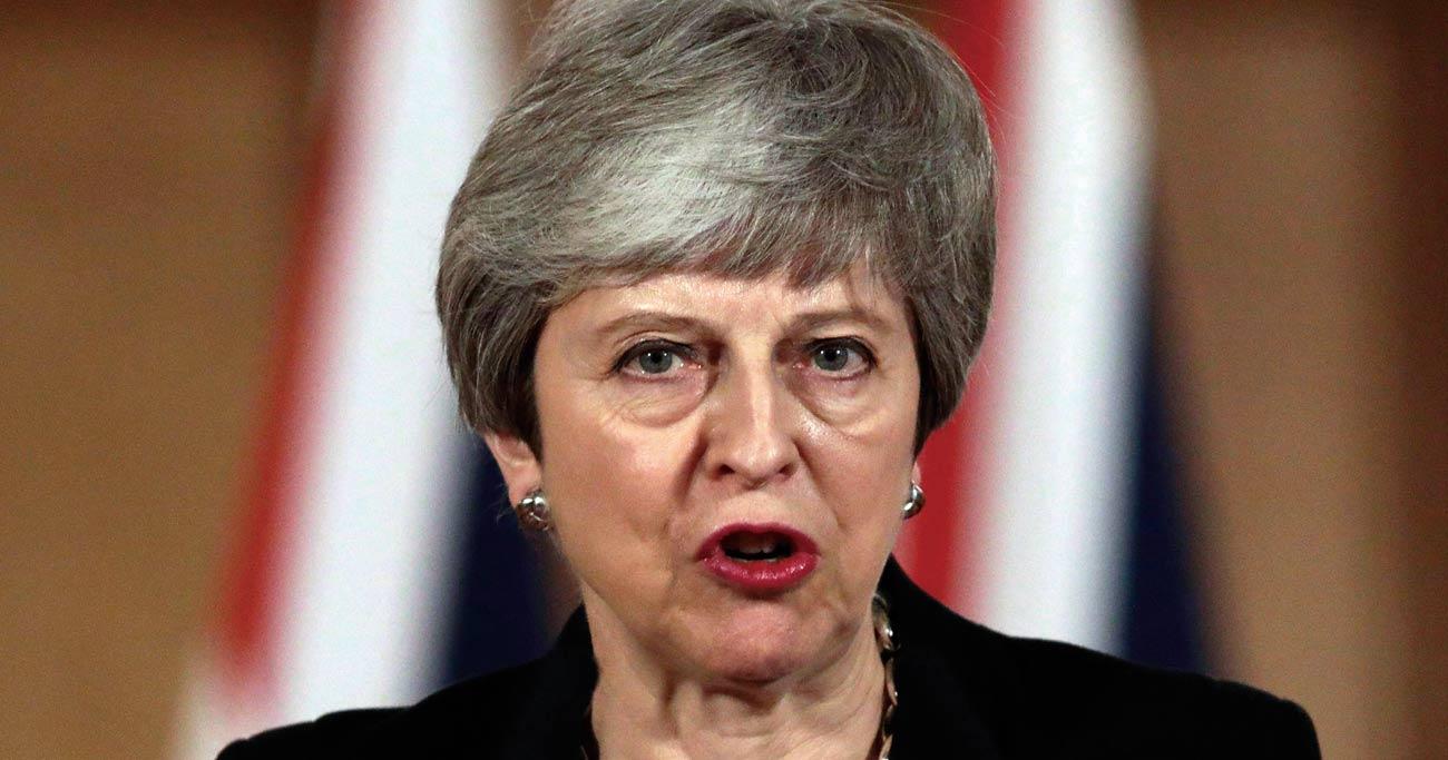 英EU「合意なき離脱」懸念がメイ首相方針転換でも消えない理由