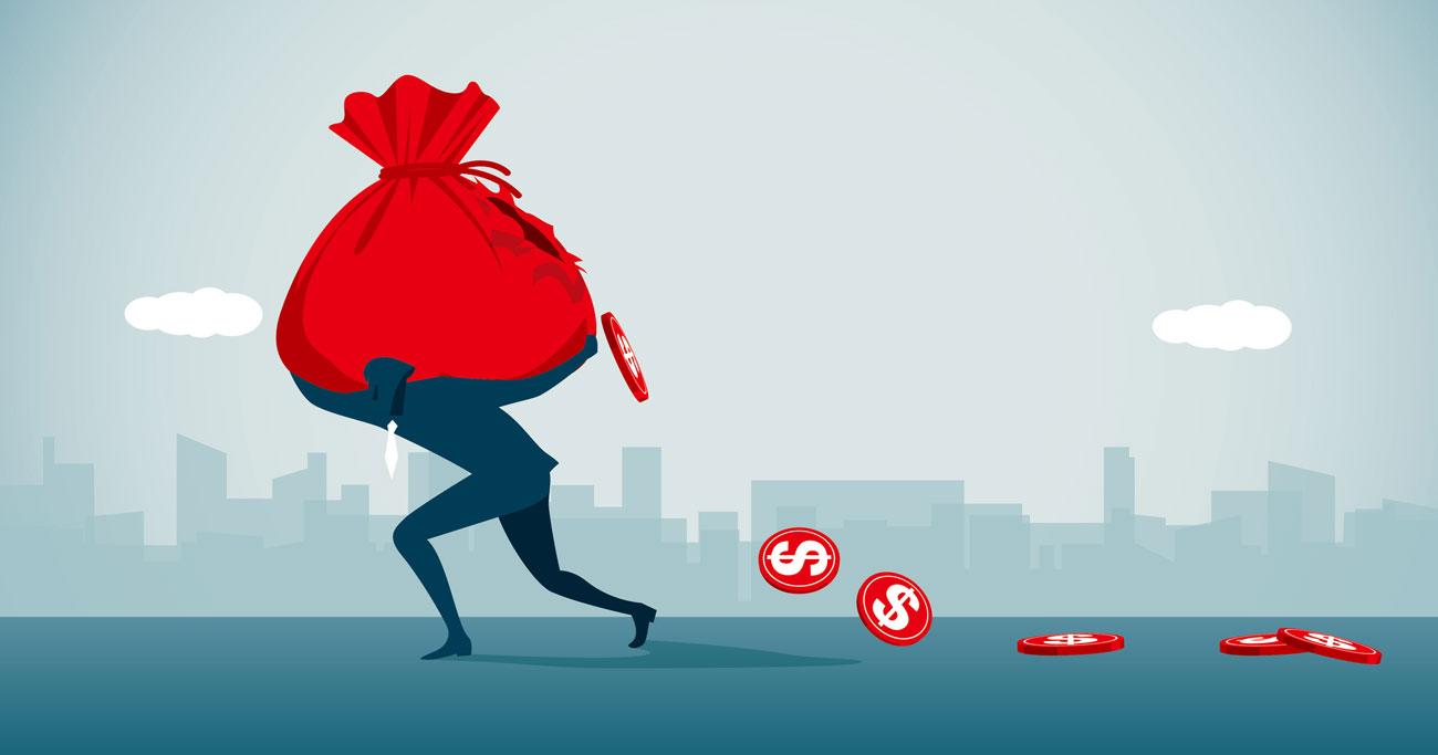年収が下がった会社ランキング2019【全300社完全版】1位は前期比138万円減少