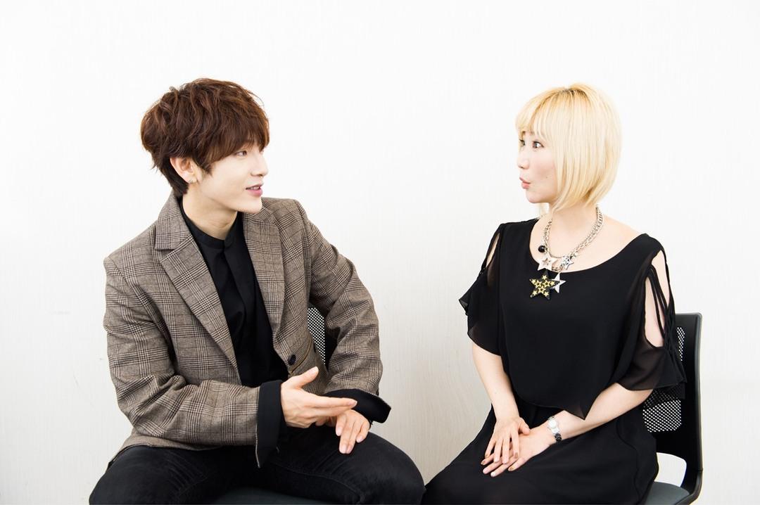 SUPERNOVAユナクさん対談【1】<br />日本デビュー10周年!<br />人気が続く韓国グループの<br />日本語堪能なリーダーの素顔