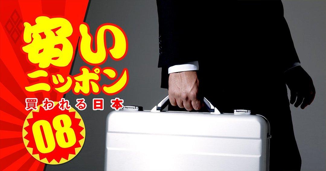 安いニッポン 売られる日本#8