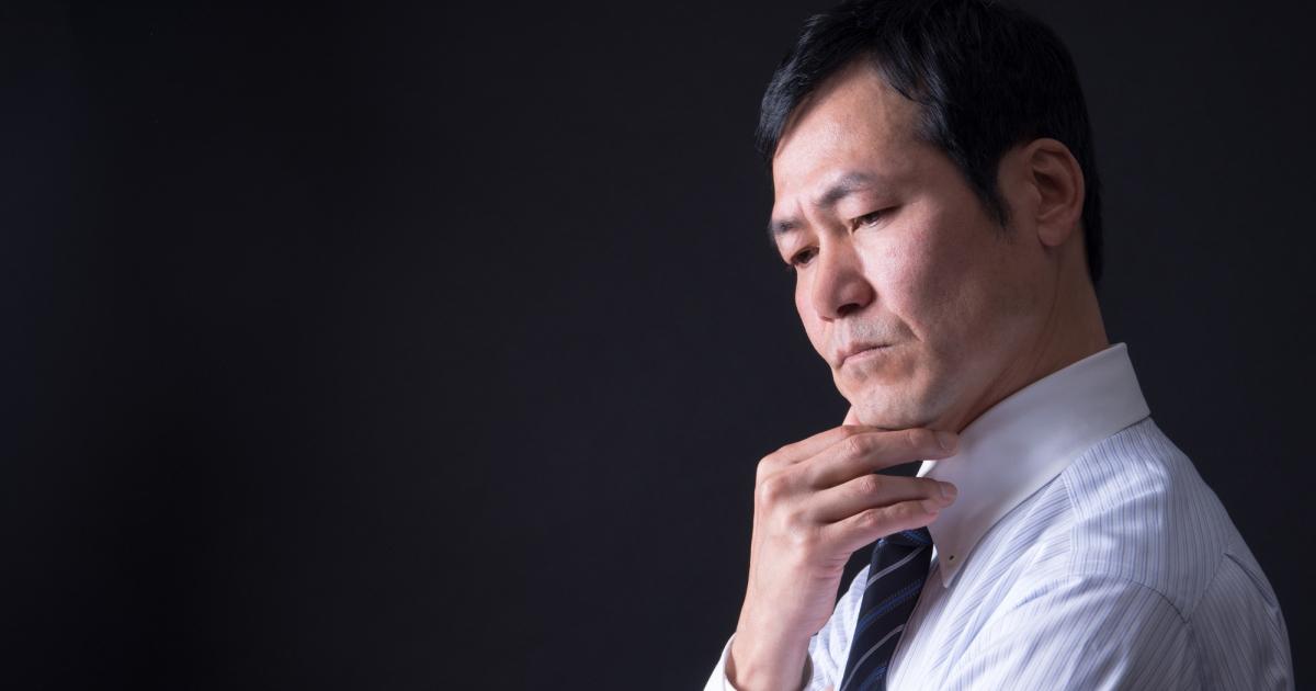 40代で体臭がはじまる男性には「下半身トラブル」という共通点があった!?