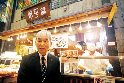 70代半ばで現役復帰、京都の老舗オーナーになった岡亘さん