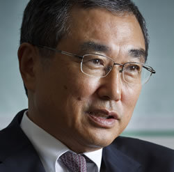 アジアの成長と航空需要に注目 <br />オープンスカイ政策は脅威でなくチャンス<br />――全日本空輸社長 伊東信一郎氏