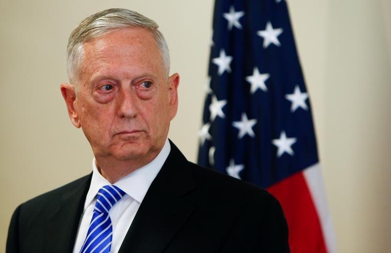 シリア、米警告で化学兵器封印か マティス国防長官が見解