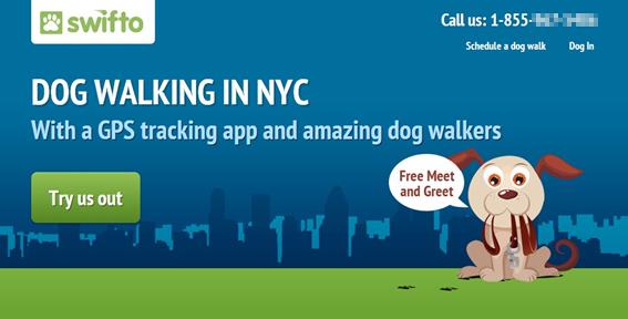 NY発・犬の散歩代行サービス「Swifto」に見る<br />富裕層特化型サービスの成功例