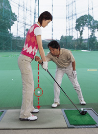 アマチュアゴルファーのお悩み解決セミナー<br />Lesson2「アドレス」
