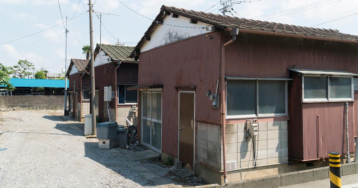"""公営住宅""""老朽化対策""""の光明となるか?大東市の挑戦"""
