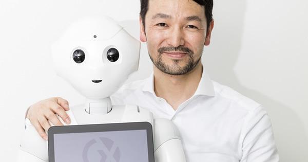 孫正義氏に「ウチに来て、ロボットをやれ」と誘われ、0秒で「はい!」と即答した理由