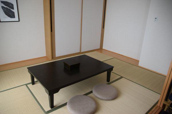 「ヒルトン小田原リゾート&スパ」の和洋室デラックス