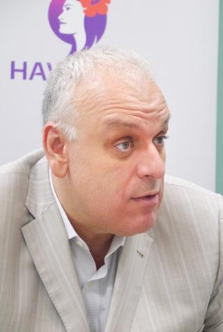 テオ・パナジオトゥリアス/ハワイアン航空グローバルセールス&アライアンス上席副社長