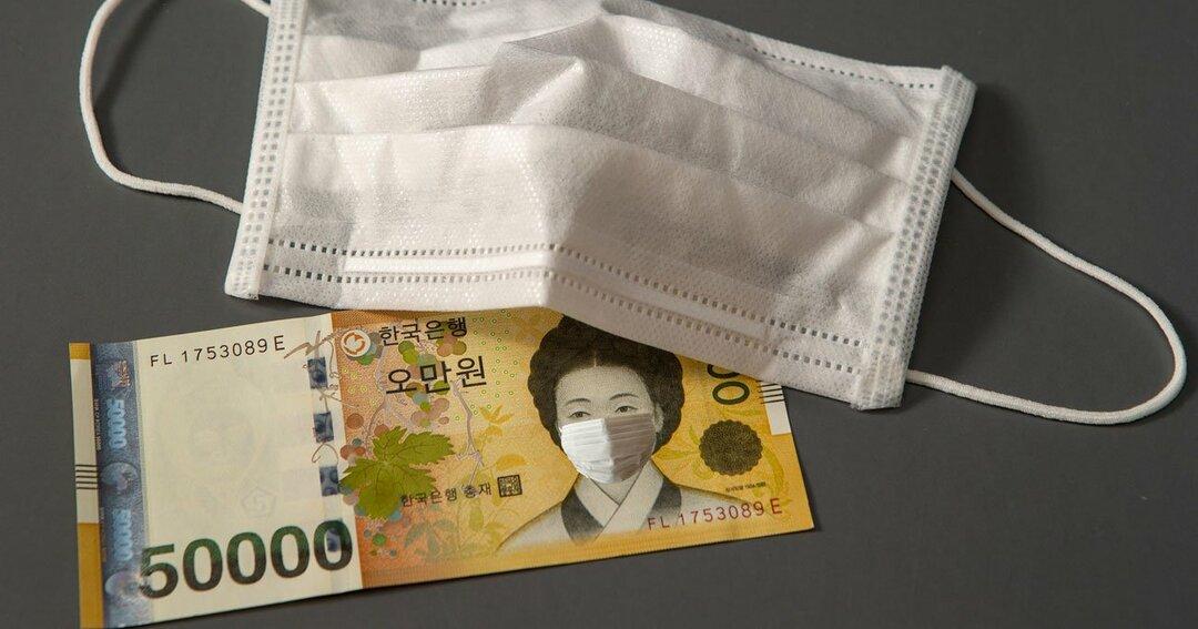 新型コロナウイルスの感染拡大は、外需に頼る韓国経済にとっては深刻です