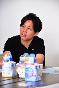 ライオン 宣伝部デジタルコミュニケーション推進室 濱田浩二さん