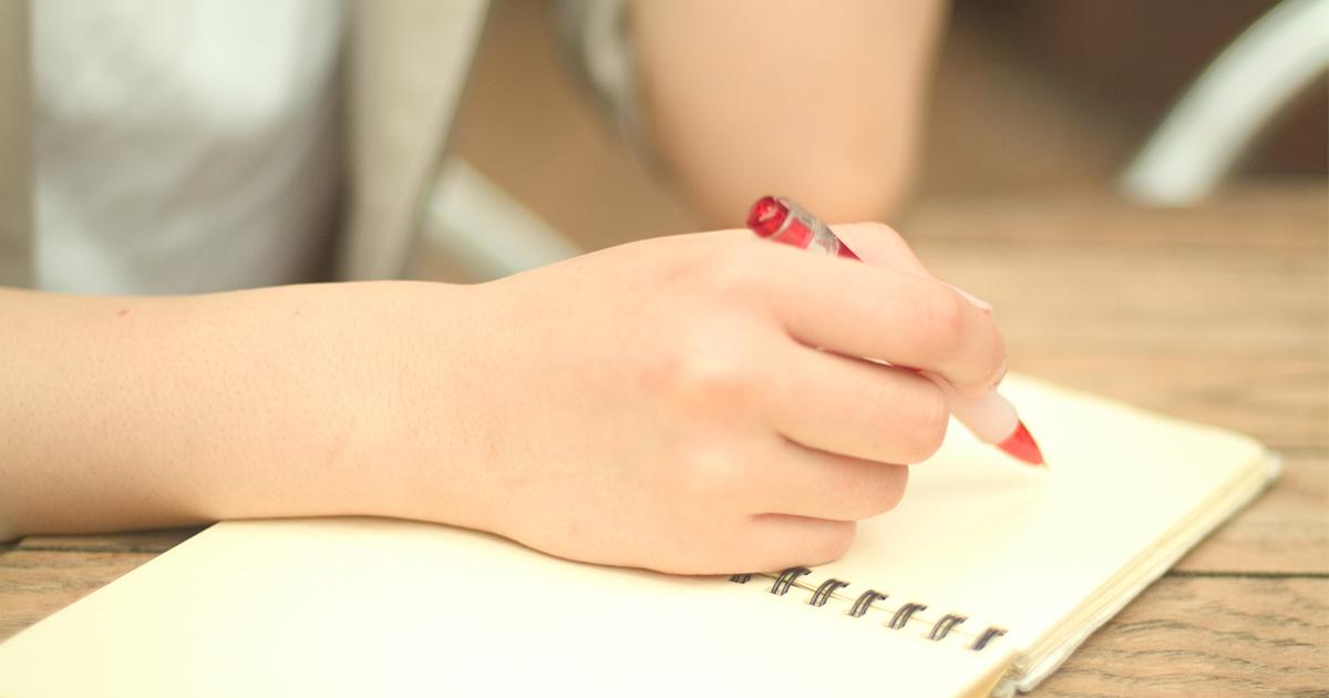 落書きは記憶にとって、じつは効果的?