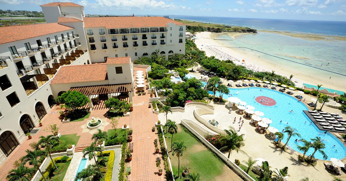 際立つ質の高さ!沖縄のリゾートホテル・ベスト5
