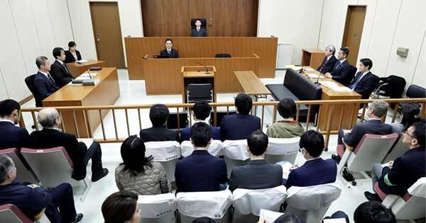 ゴーン日産前会長、法廷で無罪主張 非難は「不当」