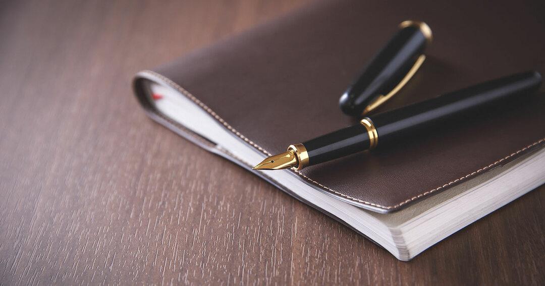 手帳に無頓着だったおじさんが<br />理想のノートまで作ってしまったノート術