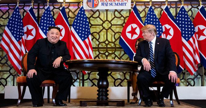 今回の米朝首脳会談には2つの趨勢が見られた