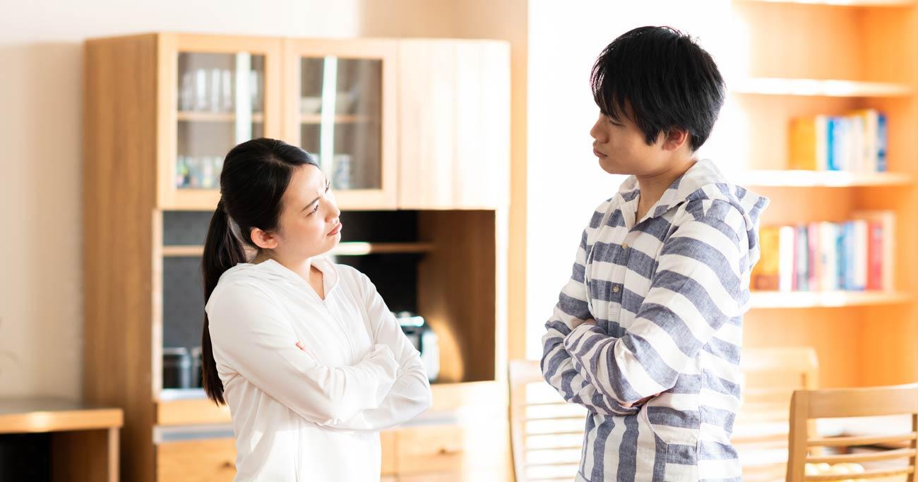 物を捨てたい夫と捨てたくない妻、不仲にならない「片づけ」の着地点