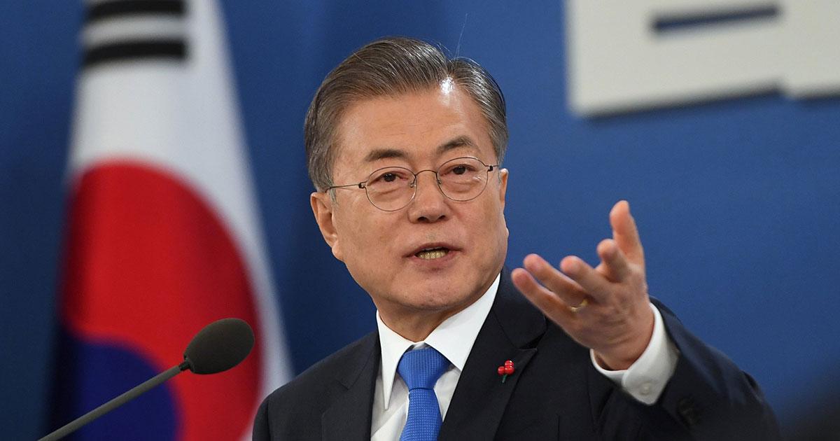 韓国・文大統領は日本人を「反韓」にしかねない、元駐韓大使が憂う