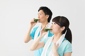 運動しても痩せない人に共通する誤った食事の摂り方