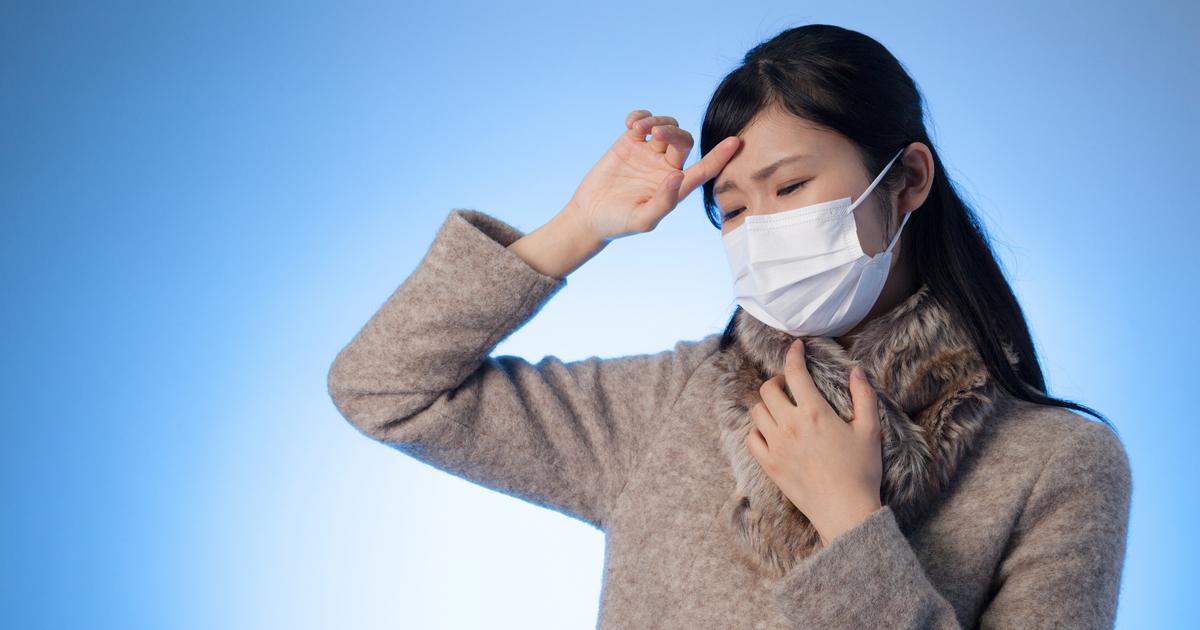 インフルエンザ予防に!正しいマスクの選び方
