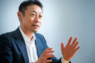 Paidy社長兼CEO、杉江陸(すぎえ・りく)氏