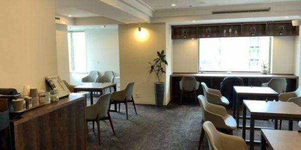 帝国ホテル東京の「ミーティング・スクエア」