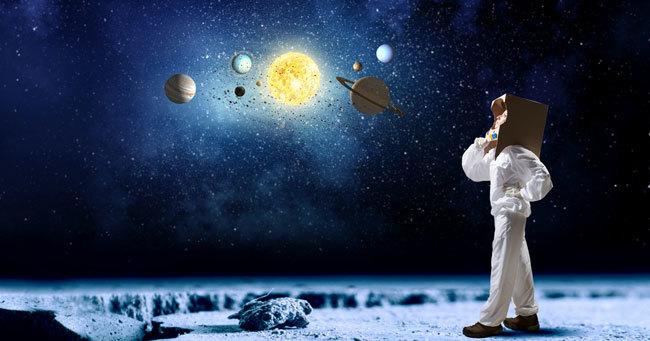 太陽系惑星観光ツアーがあれば…