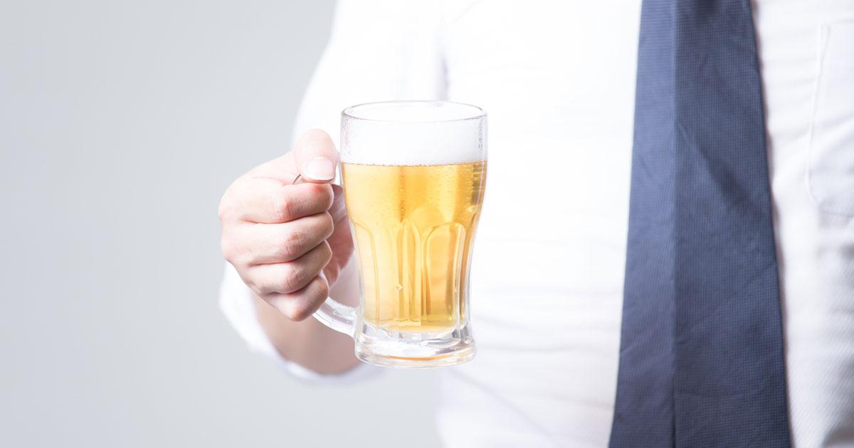 メタボ腹はビールのせいじゃなかった!次の日でも間に合う「飲み会で太らない方法」