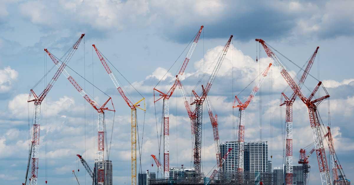 ゼネコン・不動産の「大都市争奪」戦、地方開発の主役は?