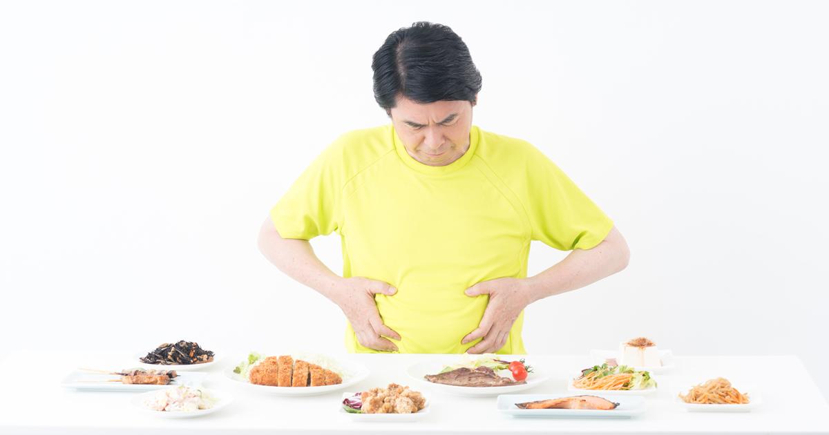 老化を一気に加速させるダイエット食の中身