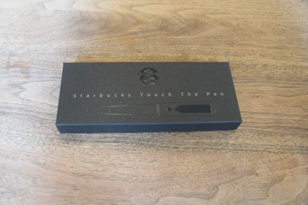 「スターバックス タッチ ペン」の箱