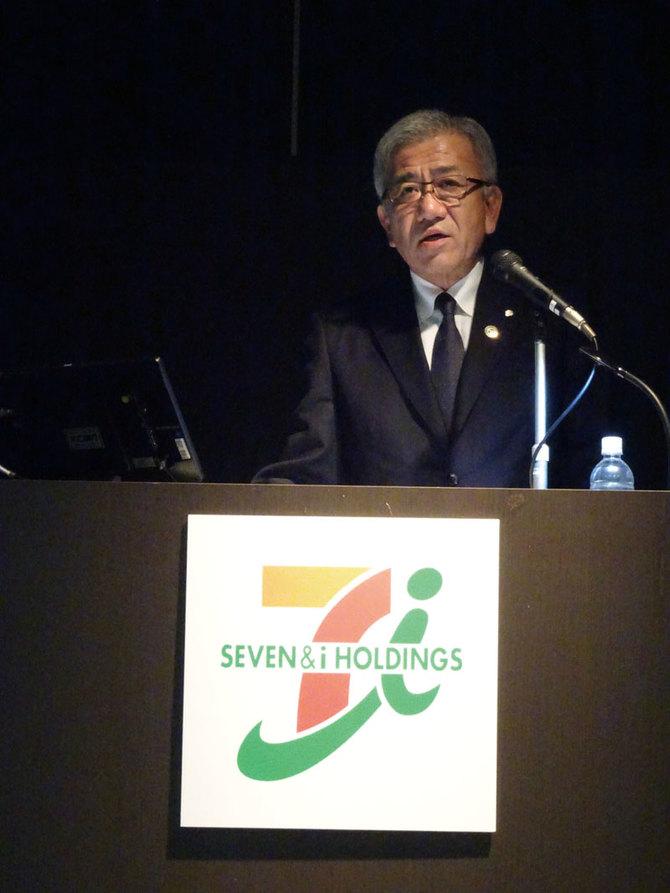 セブン&アイ・HDの決算は過去最高益を更新したが、井阪隆一社長の表情はさえなかった