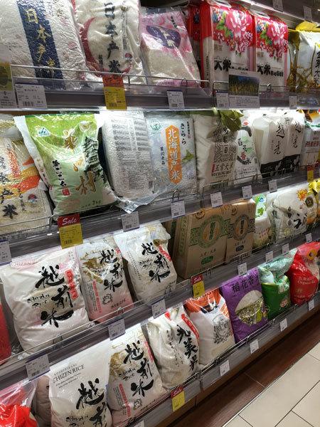 日本産米は上海の家庭に浸透するだろうか