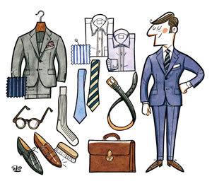 スーツの着こなしと出世に密接な関係が?ビジネスマン10の鉄則