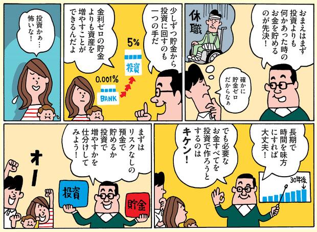 マンガ・人生で必要な1億円の作り方(2)