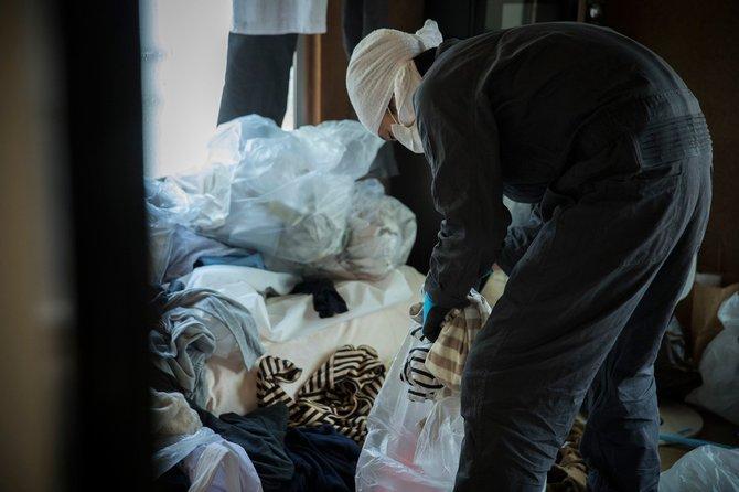 お金があっても孤独死する日本の男性、ゴミ屋敷現場の壮絶