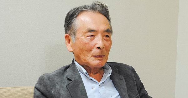 長銀元頭取の鈴木恒男さん