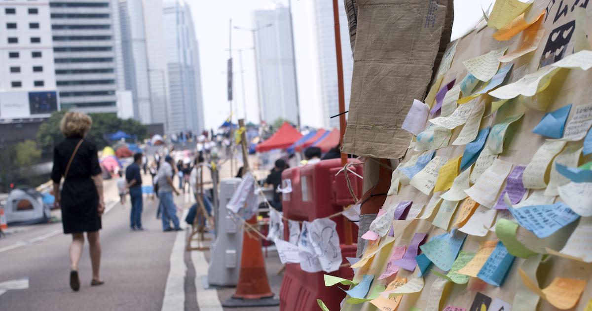 諦めムードの香港民主化運動 なぜ中国大陸では民主主義が開花しないのか