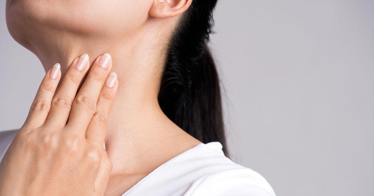 20代の新妻がかかった「ただの喉風邪」は、実は悩ましい性病だった