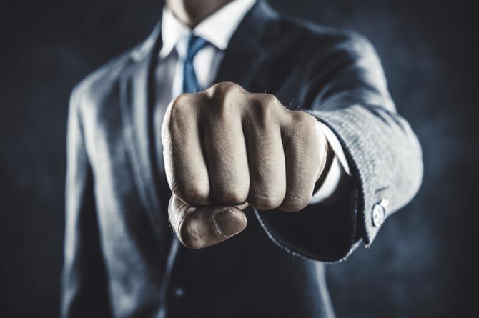 上司と「対決」する人の生産性が低く、<br />上司を「安心」させる人の生産性が高い理由