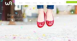ダブルエーは「ORiental TRaffic」などの婦人靴ブランドを展開する企業。