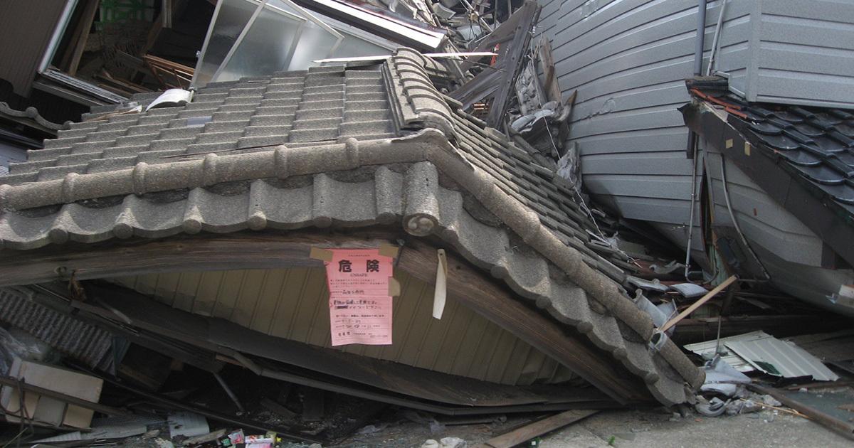 熊本地震を検証!大災害に負けない物件選びの鉄則