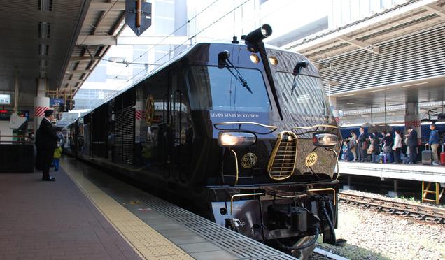 世界一の豪華列車「ななつ星」で<br />お客さまが号泣する<br />意外なしかけ <br />